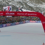 Sölden ist im Soll, und bereit für das Weltcup Opening 2019/20