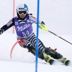 Juho Dahl und Merle Soppela krönen sich zum finnischen Slalommeister