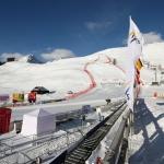 ÖSV Europaup Aufgebot der Damen für St. Moritz
