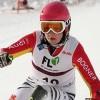 Veronika Staber Deutsche Meisterin im Riesenslalom, Fritz Dopfer holt Slalomtitel