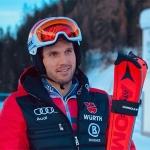 DSV Slalom Herren haben sich im Fassatal auf Zagreb vorbereitet