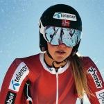 Thea Louise Stjernesund gewinnt 1. Europacup-Riesenslalom in Zinal