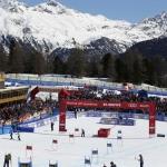 Premiere in St. Moritz: Erstmalige Austragung eines Parallel-Slaloms