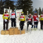 Carolina Ruiz Castillo und Mauro Caviezel gewinnen FIS Super G auf dem Stoos
