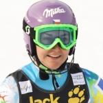 Ex Slalom-Weltmeisterin Sarka Strachová will es noch einmal wissen