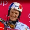 Linus Straßer und Estelle Alphand freuen sich über Slalom-Sieg in Thredbo