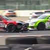 Linus Straßer beim Audi-TT-Cup nach Rennunfall ausgeschieden