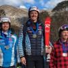 Sara Hector und Linus Straßer freuen sich über Slalom-Erfolge in Thredbo