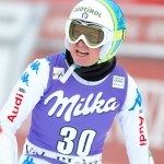 Lara Gut gewinnt (verkürzte) Abfahrt in Val d'Isere – Stuffer 22.