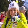 Kombi-Disziplinenwertungsiegerin Ilka Štuhec schwebt auf Wolke sieben
