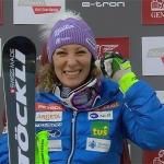 Ilka Stuhec freut sich auf das mögliche Training in Kanin