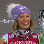 Ilka Stuhec wird im August wieder auf den Skiern stehen