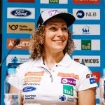 Ilka Stuhec wird weiterhin mit einem eigenen Team trainieren