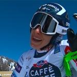 Ski-WM 2021: Ilka Stuhec übergab die Abfahrtskrone an Corinne Suter