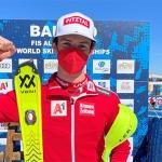 Junioren Ski WM 2021: Joshua Sturm holt Bronze im Slalom