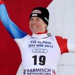 Schweizerin Nadia Styger erklärt ihren Rücktritt vom Wettkampfsport!