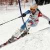 Die junge Schweizerin Corinne Suter feiert in Aspen ihr Weltcup Debüt