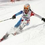 Corinne Suter gewinnt Europacup Abfahrt in St. Moritz