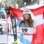 """Corinne Suter im Skiweltcup.TV-Interview: """"Ich will da weitermachen, wo ich aufgehört habe!"""""""