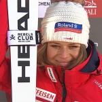 Triumph für Corinne Suter beim Super-G in Garmisch-Partenkirchen