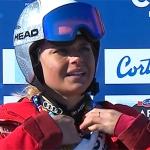 Ski-WM 2021: Corinne Suter krönt sich zur Abfahrtsweltmeisterin in Cortina d'Ampezzo