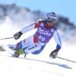 Jasmina Suter gewinnt Europacup-Super-G in Crans Montana