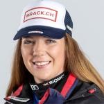 Juliana Suter krönt sich zur Junioren-Weltmeisterin in der Abfahrt