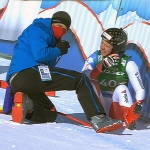 Saison-Aus: Juliana Suter mit schwerer Knieverletzung