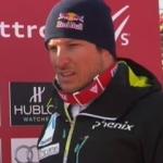Svindal führt nach der Abfahrt bei der WM Superkombination in Garmisch Partenkirchen