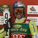 Aksel Lund Svindal gewinnt Super G in Lake Louise