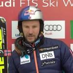 Sieg für Aksel Lund Svindal bei Super-G der Herren in Lake Louise