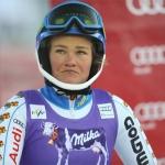 Anna Swenn-Larsson gewinnt 1. Europacup-Slalom in Melchsee-Frutt