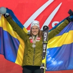 Drei-Kronen-Team um Anna Swenn Larsson trainiert am Stilfser Joch