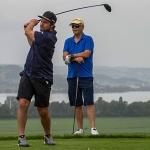Swiss-Ski Charity: Beat Feuz, Daniel Yule & Co zeigen ihr Können beim Golf
