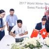 Strategische Zusammenarbeit zwischen Swiss-Ski und der Chinese Ski Association (CSA)