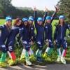 Team Italia macht aus Rot wieder Blau