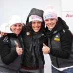 Audi präsentiert, zum Weltcup Opening in Sölden, die Skiweltcup Stars der Saison 2011/12