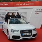Ruhetag für Italiens RTL-Damen am Donnerstag, Herren in Sölden angekommen