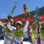 Olympiasieger und Weltmeister Schweiz gewinnt auch Nation-Team-Event in Soldeu