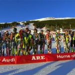Weltcupfinale 2018: Schweden gewinnt Alpine Team Event in Are