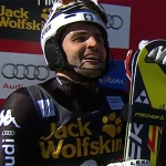 Patrick Thaler überzeugt mit Rang vier beim Slalom in Kranjska Gora