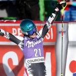 Ylva Stålnacke gewinnt EC-Riesentorlauf in Zinal – Carmen Thalmann als Dritte auf dem Podest