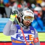 Adrien Théaux will baldmöglichst auf den Skiern stehen