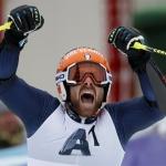 Springt Riccardo Tonetti auf den azurblauen WM-Slalomzug auf?