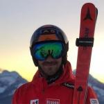 Saison-Aus: Manuel Traninger bei Europacupabfahrt in Wengen schwer gestürzt.