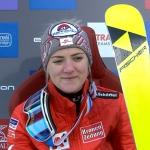 ÖSV News: Katharina Truppe Vierte im Slalom von Spindlermühle