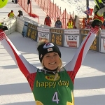 ÖSV NEWS: Katharina Truppe stürmt bei Slalomsieg von Petra Vlhova aufs Podest