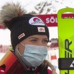 Katharina Truppe und zehn weitere ÖSV-Damen sind in Courchevel im Einsatz