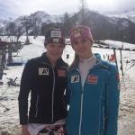 ÖSV NEWS: Platz 5 für Nina Ortlieb im Riesenslalom