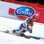 Interview zum Sommertraining mit dem Schweizer Nachwuchsskifahrer Thomas Tumler